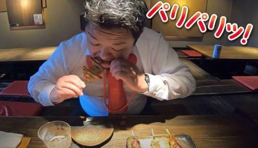 丁寧に仕込まれた串を熟練の焼き人が焼いた備長炭串焼【すみのや桜】